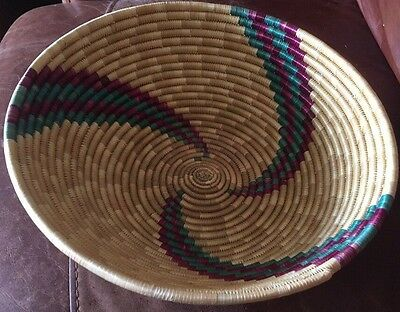 Traditional Native American Indian Basket
