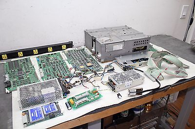 LOT of parts from ANDO AQ6317B Optical Spectrum Analyzer OSA