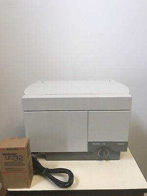 Coltene Whaledent Biosonic UC300 UC300-115B Dental Ultrasonic Cleaner
