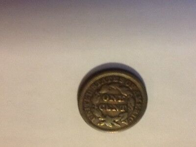 1847. 1 cents
