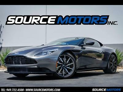 2017 Aston Martin Other Launch Edition 2017 Aston martin DB11 Launch Edition, Black Pack, Gloss Black Roof, Alcantara,