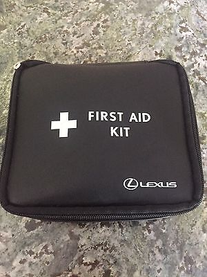 Lexus ISF LS First Aid Kit w/ velcro backing