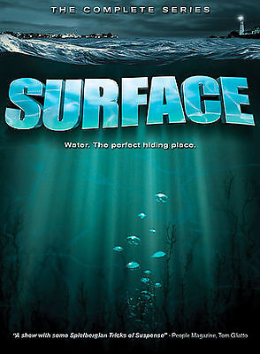 NEW - Surface - The Complete Series (DVD, 2006, 4-Disc Set) SEALED