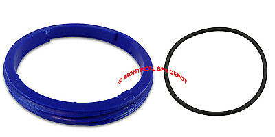 Waterway old style POWER JET series PARTS: Retainer thread ring + barrel o-ring
