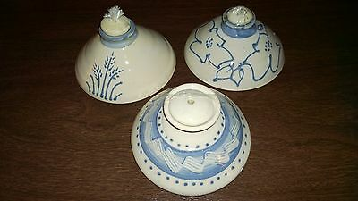 New pottery small oil lamps
