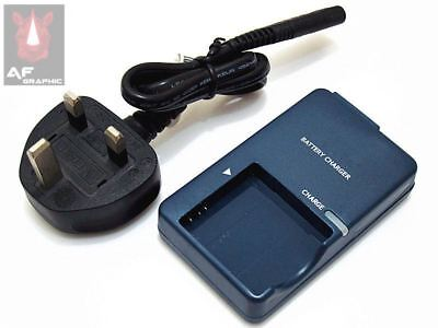 C2u Battery Charger for Canon IXUS 65 70 75 80 100 110 115 130 220 230 HS NB-4L