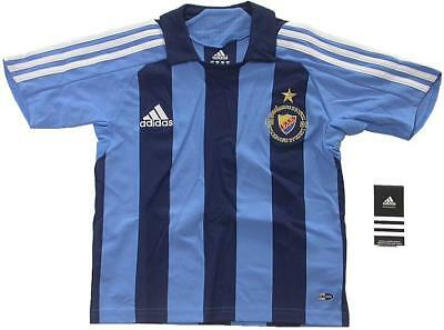 ADIDAS DIF Stockholm Sweden Jersey Size 176 Football jersey T-Shirt