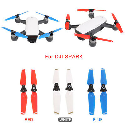 632D 2Pcs//Pair Drone Propellers For DJI SPARK Folding Props RC Accessories