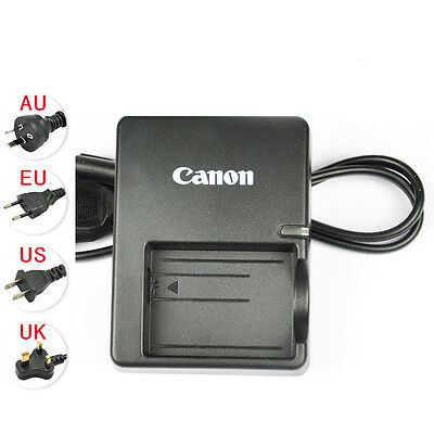 LC-E5E Battery Charger For Canon LP-E5 Rebel XSi XS T1i EOS 500D