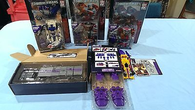 Combiner Wars Cw Menasor Bold Forms Lonewolf Perfect Effect Pe Pc-02 Upgrade Set