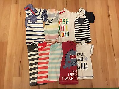 Baby Boy Tshirt Bundle 3-6 Mths