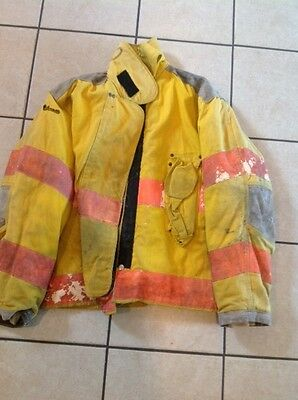 Hudson Valley  Janesville   New york  firefighters  coat CUT UP AND DUMP BOUND