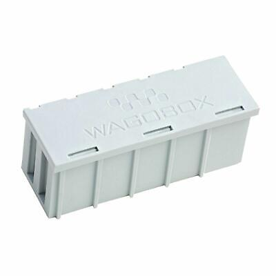 WAGOBOX Multi-Purpose Junction Box Grey 39mm x 44mm x 108mm 51008291