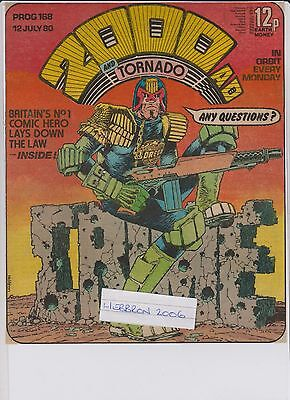 2000AD Judge Dredd Cover Up-Cycled Laminated Original 1980 Comic Page.