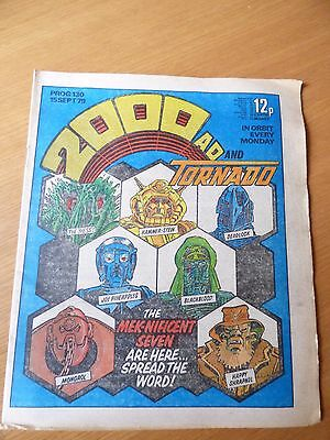 2000AD Issue 130 - Good Condition