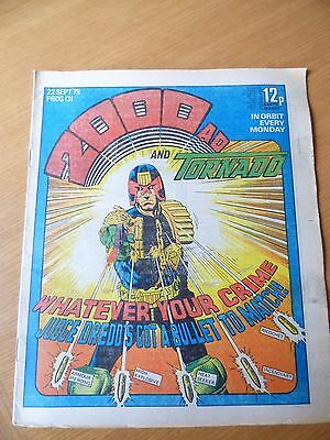 2000AD Issue 131 - Good Condition