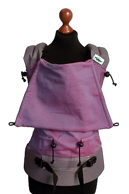 Buzzidil Aimee Front and Back Carrier (X-Large)