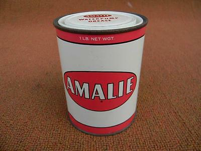 Vintage 1950's 1960's NOS Metal Unopened Amaile Water Pump Grease Oil Can