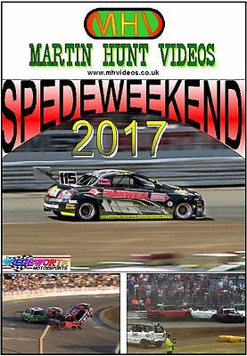 Ipswich Spedeweekend 2017 DVD or Blu-ray