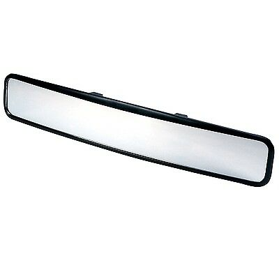 Rear View Mirror Clip-on Wide Angle Universal Fit Car Truck Vehicle Auto Large