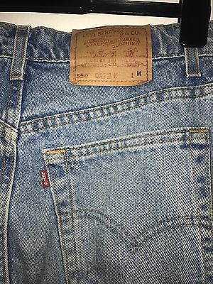 Denim High Waist LEVI Jeans Size 10-12