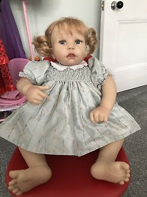 Gorgeous Gotz Toddler Doll