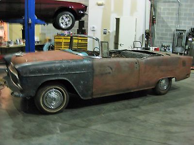 1955 Chevrolet Bel Air/150/210  1955-1957 Chevrolet Cars and Parts Collection