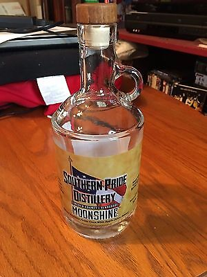 1  Empty Southern Pride Distillery (apple)bottle 750mL Bottle