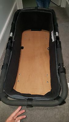 bugaboo cameleon complete  carrycot with frame and base