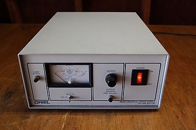 Oriel Universal Power Supply 68805 - Tested