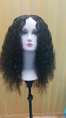 brazillian human hair wig with lace front closure