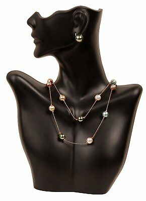 Necklace Display Earring Bust Decor Jewelry Holder Stand Rack Body Mannequin lot