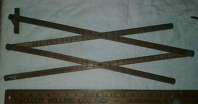 Antique Trammell Drawing Instrument