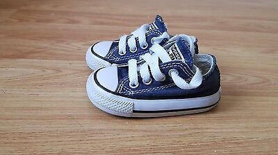 gorgeous baby boys converse all stars size 3