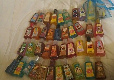 Bath & Body Works Collector's Old Style Pocketbacs!