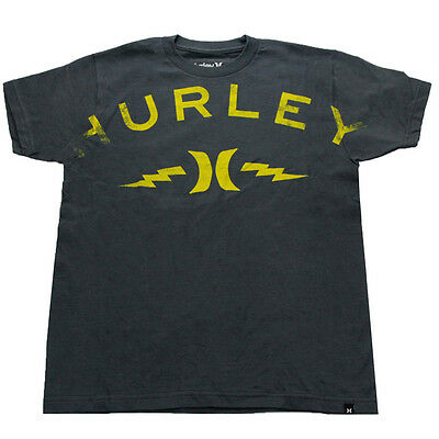 Hurley Youth Thru and Through T-Shirt Grey M