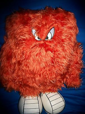 Warner Brothers Gossamer WB Bros Large Monster Vintage Plush Looney Tunes 14-15""