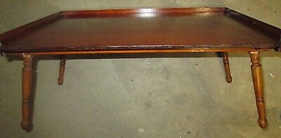 antique breakfast bed tray