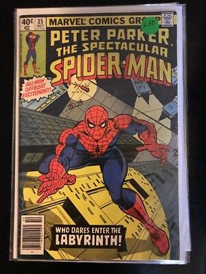 Spider-Man (Spectacular & Web Of) Comic Book Lot