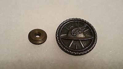 Us Wwi Transportation Corp Studded Tire Collar Disc