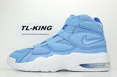 Nike Air Max 2 Uptempo '94 AS QS University Blue White 922931 400 Msrp $140 BD