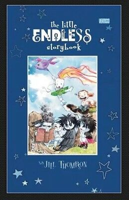 The Little Endless Storybook by Jill Thompson Hardback Graphic Novel