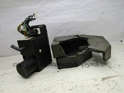 Audi A8 D2 97-02 pre-facelift V8 central locking pump motor 4A0862257 J