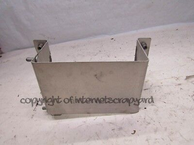 Audi A8 D2 97-02 pre-facelift central locking pump mount bracket 4D0813545