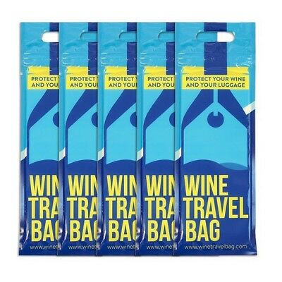 The Wine Travel Bag (5 Pack)