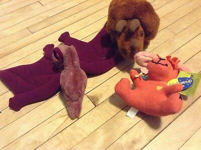 R. Dakin Plush Toys mix of vintage and new