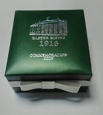 1916 Irish Easter Rising Commemorative Coin in Gift Box & Easter Lily Pin