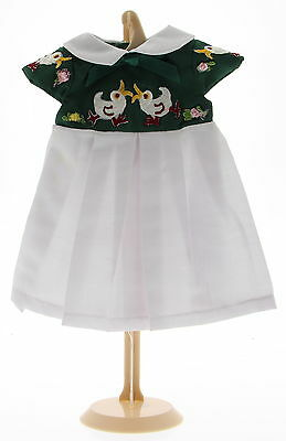 """DANBURY MINT Shirley Temple Dress Up """"Curly Top"""" Outfit Costume Stand Included"""