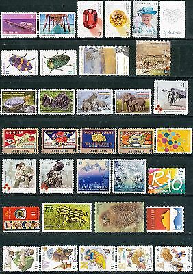 Australian Stamps $1.00 Recent Collection. Used/Bulk