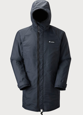 Buffalo Mens Lightweight Parka Windproof AquaTherm Pile Lining Highly Breathable